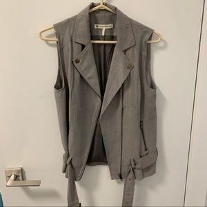 House of Harlow Grey Vest